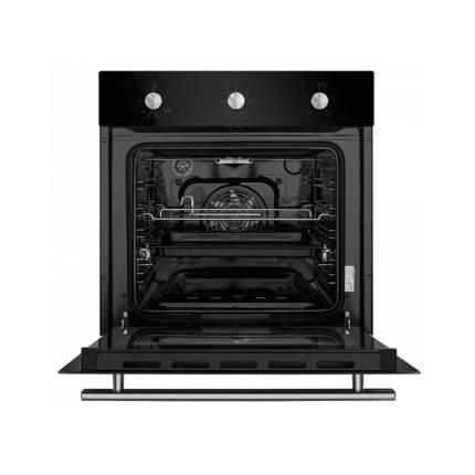 Встраиваемый газовый духовой шкаф MAUNFELD EOGC604B