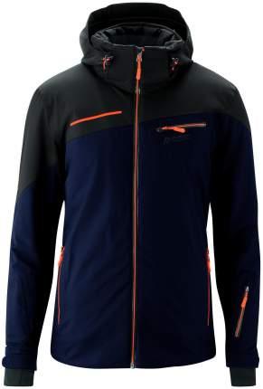 Куртка Maier Fluorine M, dark blue/black, 50 EU