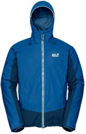 Куртка Горнолыжная Jack Wolfskin 2018-19 Exolight Base Jacket Men Electric Blue (Us:xxl)