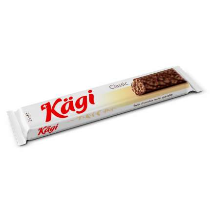Вафли Kagi Classic в молочном шоколаде 24*25 г