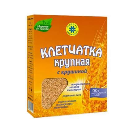 Клетчатка пшеничная Компас Здоровья крупная с крушиной  150 г