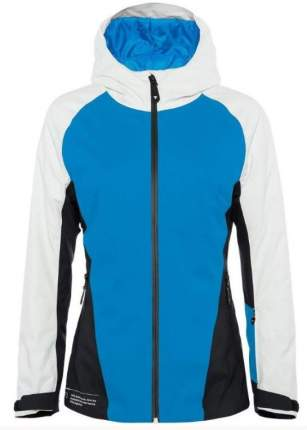 Куртка Dainese Hp2 L4, imperial blue/lily white/stretch limo, XXL