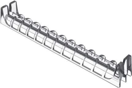 Душевой лоток Berges Wasserhaus Super Slim 600 боковой выпуск цвет матовый хром (09 01 52)