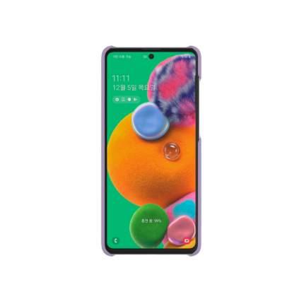 Чехол Samsung WITS Premium Hard Case для Samsung Galaxy A71 Purple