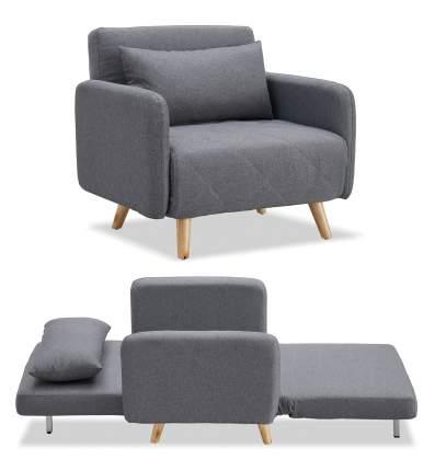 Кресло-кровать Cardiff, темно-серый