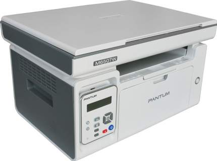Лазерное МФУ Pantum M6507W Grey