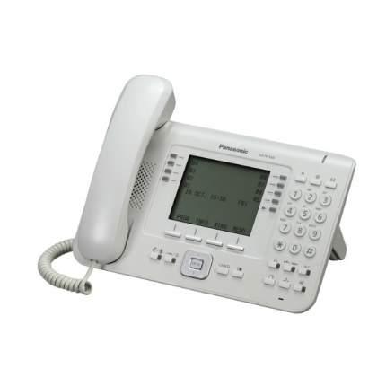 IP-телефон Panasonic KX-NT560RU White