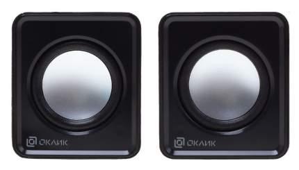 Колонки для компьютера Oklick OK-331 Black