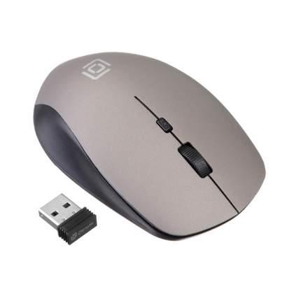 Беспроводная мышь Oklick 565MW matt Black/Grey