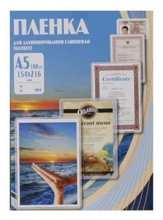 Пленка для ламинирования Office Kit PLP10320 A5 100 шт
