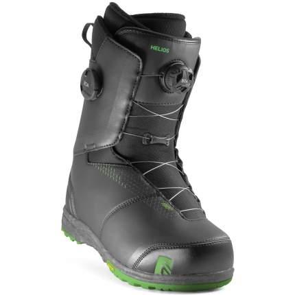 Ботинки для сноуборда Nidecker Helios 2020, black, 29