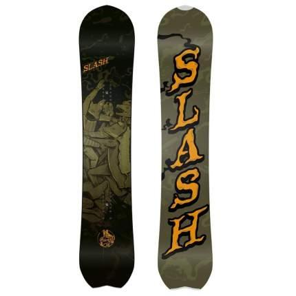 Сноуборд Slash Nahual 2021, multicolor, 153 см