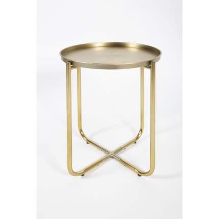 Кофейный столик Avril Gold 0.53x0.39x0.39м