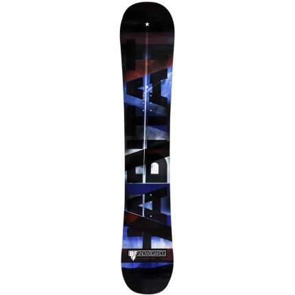 Сноуборд BF snowboards Habit 2019, blue, 160W см