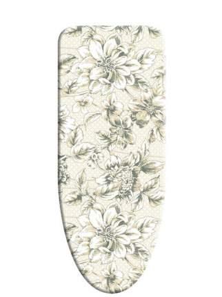 Чехол для гладильной доски, размер 125*48 см (S), GRAPHIC FLOWERS