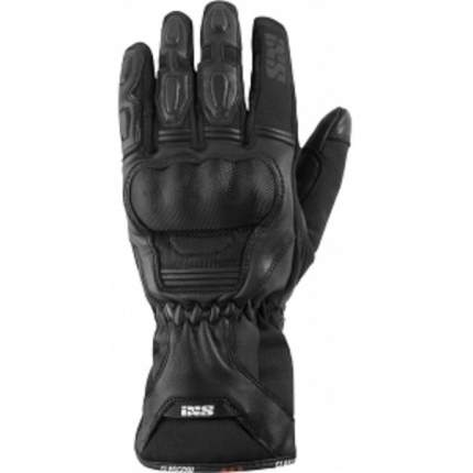 Кожаные мотоперчатки женские IXS Glasgow X42038 003 Black 2XL