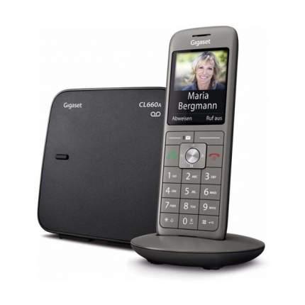 Телефон Gigaset CL660A Black