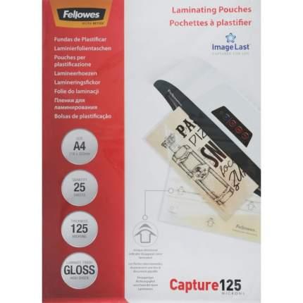 Пленка для ламинирования Fellowes CRC-53963 A4 25 шт