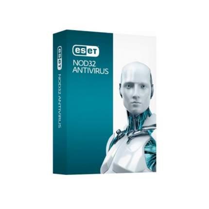 Антивирус Eset NOD32 Antivirus 1 устройство, 1 год