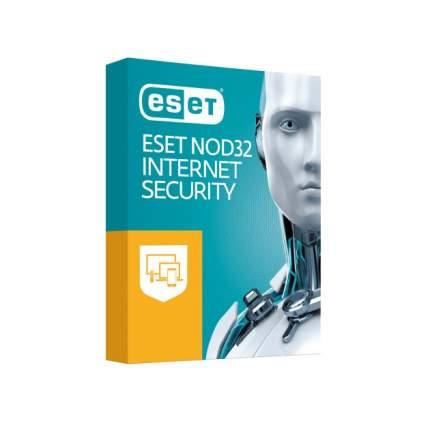 Антивирус Eset NOD32 NOD32 Internet Security Platinum Edition 3 устройства, 2 года