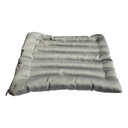 Подушка для стула (3 см, 35см, серый, 45 см)