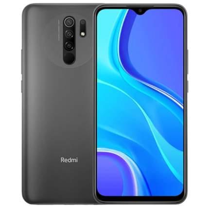 Смартфон Redmi 9  4+64GB Carbon Grey