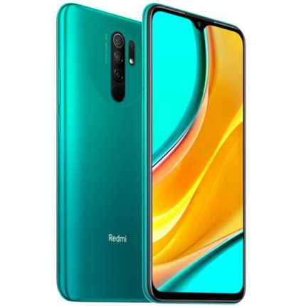 Смартфон Redmi 9  4+64GB Ocean Green