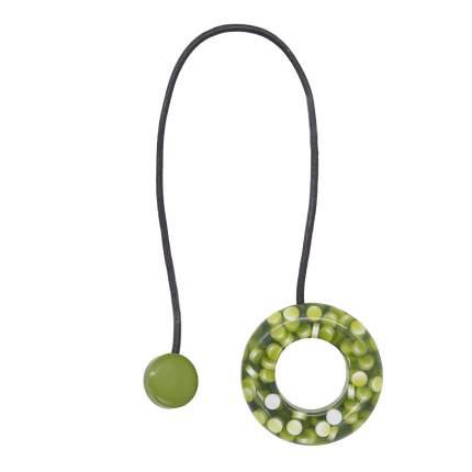 Клипса-магнит для штор 0368-0213 8081 оливковый