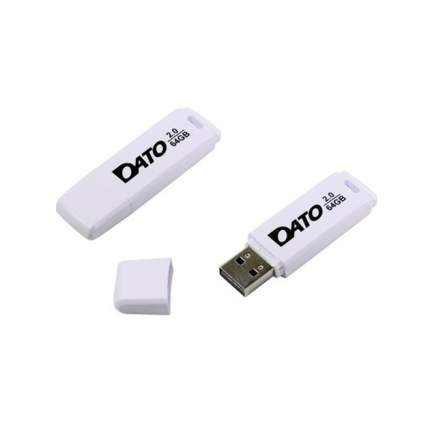 USB-флешка Dato DB8001 64GB White (DB8001W-64G)