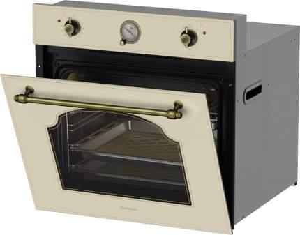 Встраиваемый электрический духовой шкаф Darina 2V8 BDE 112 707 Bg Beige