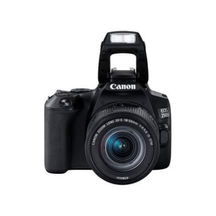 Фотоаппарат зеркальный Canon EOS 250D 18-55mm IS STM 3454C002 Black