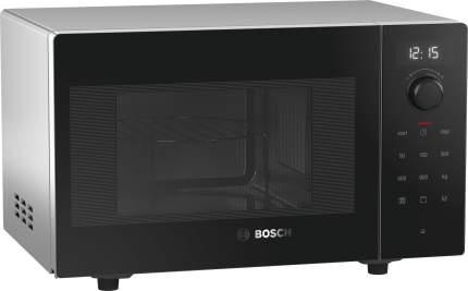 Микроволновая печь соло Bosch FEM513MB0 Black