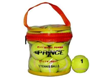 Теннисный мяч Sprinter 02065 3 шт. зеленый
