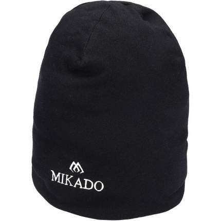 Шапка зимняя Mikado (чёрная) UM-UC008