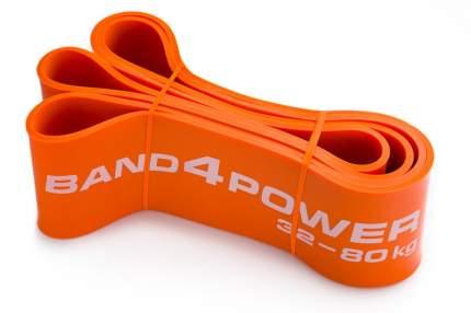 Петля тренировочная band4power оранжевая 32-80 кг