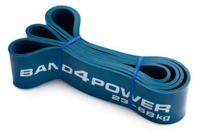 Петля тренировочная band4power синяя 23-68 кг