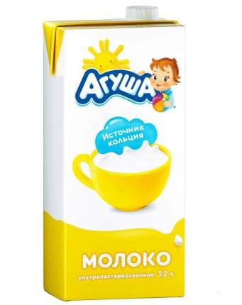 Молоко Агуша ультрапастеризованное 3,2%, 925 мл БЗМЖ