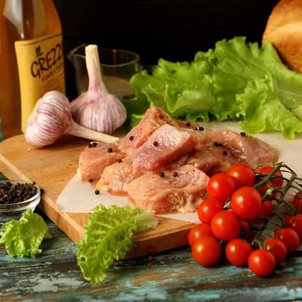 Шашлык свиной деликатесный охл. вес мираторг 1000 г