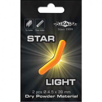 Светлячок Mikado STARLIGHT @ 4,5 х 39 mm ( 1 уп.-2шт.)