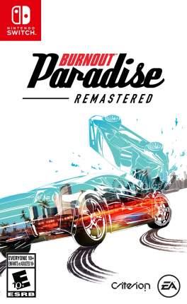 Игра Burnout Paradise Remastered Nintendo Switch