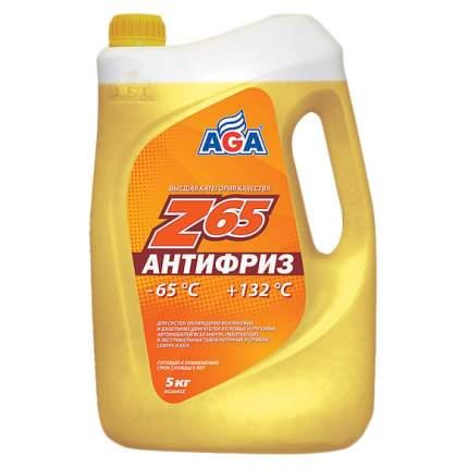 Антифриз AGA G11 желтый 5л