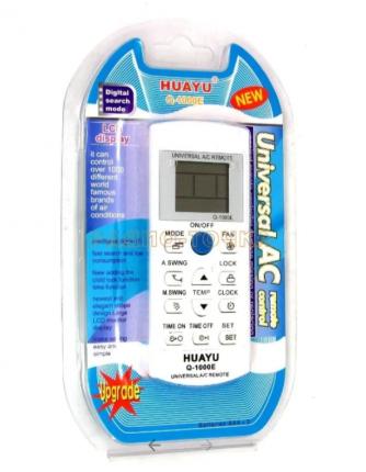 Пульт ДУ для кондиционера Huayu Q-1000E