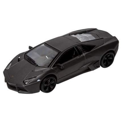 "Bburago Коллекционная машинка 1:32 PLUS ""Lamborghini Reventon"" темно-серый металлик"