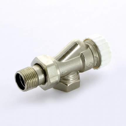 Вентиль термостатический НВ UNI-FITT угловой-осевой HВ 1/2″