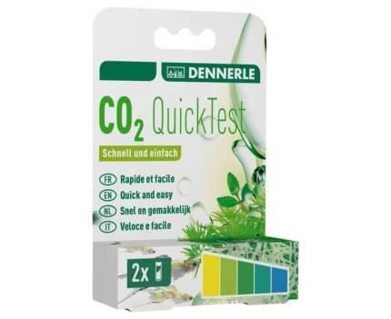 Тест Dennerle CO2 QuickTest на углекислый газ