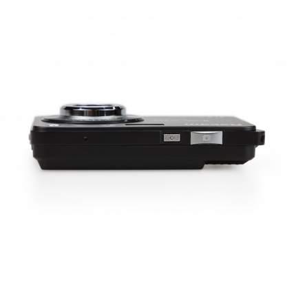 Фотоаппарат цифровой компактный Rekam iLook S990i Black Metallic