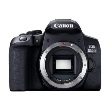 Фотоаппарат зеркальный Canon EOS 850D Body Black