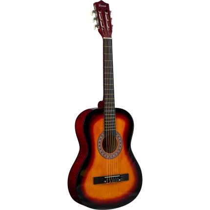 Гитара классическая 7/8 TERRIS TC-3801A SB