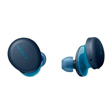 Беспроводные наушники Sony WF-XB700 Blue