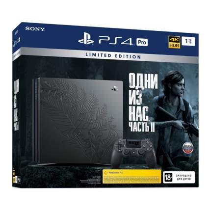 "Игровая приставка Sony PlayStation 4 Pro ""The Last of Us II"" Limited Edition 1TB"